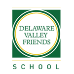 Delaware Valley Friends School logo