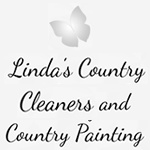 Linda's Country Cleaners logo