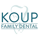 Koup Family Dental logo