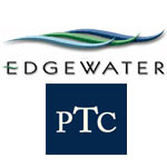 Edgwater Group/Paoli Towne Center logos